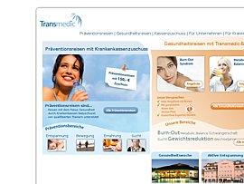 Transmedic - Mit Präventionsreisen gesunden Urlaub machen und sparen