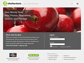 Geld verdienen mit eigenen Fotos bei Shutterstock