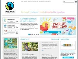 Fairer Blumenhandel - TransFair zeigt, wo es fair gehandelte Blumen gibt