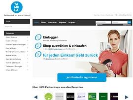 Geld verdienen mit fairem Cashback-System von Tamola