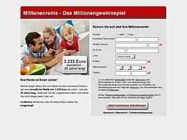 Gewinne dir monatliche Rente von 3333 Euro!