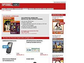Spiegel Leser wissen mehr - Sonderabo günstiger mit Geschenk