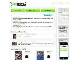 Online-Fotoalbum für Hobby-Fotografen