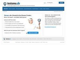 Gesetzliche Krankenkassen - Unabhängiger Vergleich bei Testamo