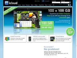 iCloud - Virtueller Desktop im Netz
