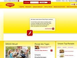 Maggi Kochstudio - Gratis-Rezeptdatenbank
