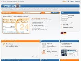 Tankreinigung und Tankschutz - Tankreinigung24.de hilft beim Sparen