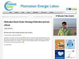 MOMO - Montags Motivation als Ebook zum kostenlosen Download