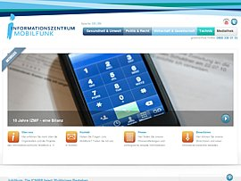 Kostenloser Ratgeber: Mobilfunk und Gesundheit - Eine Information für Eltern