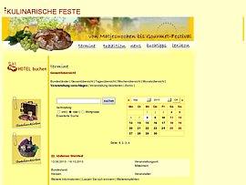Kulinarische Feste in Deutschland