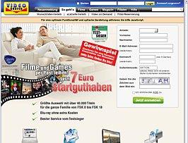 Blu-ray Filme ohne Extrakosten günstig leihen