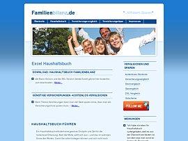 Kostenloses XXL Haushaltsbuch von Familienbilanz.de