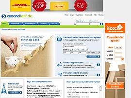 Weihnachtspost günstig versenden mit versandtarif.de