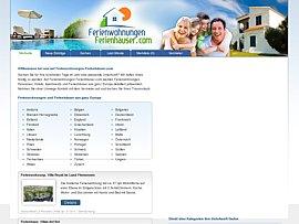 Partnerprogramm von Ferienwohnungen-Ferienhaeuser.com