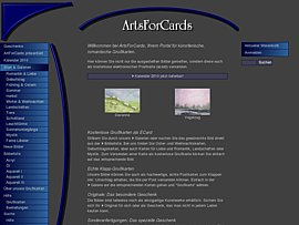 Kunstvolle Ecards kostenlos versenden