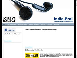 Indie-Pro! CD Promotion Sampler kostenlos bestellen