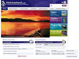 Schottland lädt ein - Kostenlos schottische Ecards, Musik, Klingeltöne, Reisetipps und mehr