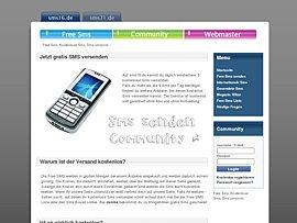 Kostenloser SMS-Service