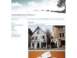 Kostenlose Übernachtungen im Performance Hotel