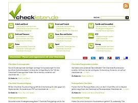 Checklisten und Orientierungshilfen zum kostenlosen Download bei Checklisten.de