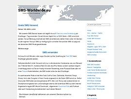 Weltweit kostenlos SMS versenden