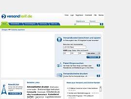 Versand - Newsticker von Versandtarif informiert tagesaktuell und kostenlos