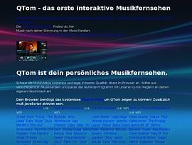 Kostenloses Musikfernsehen im TV und Internet
