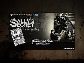 """Sally's Secret - Album """"4am Poetry"""" zum kostenlosen Download"""