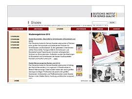Beste Billig-Hotels 2010 - Test des Deutschen Instituts für Service-Qualität