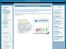 Kostenlose NLP Lektionen des NLP-Trainers Stephan Landsiedel