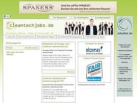 Jobs und Stellenangebote rund um Energie und Erneuerbare Energie