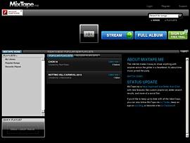 Mixtapes kostenlos online zusammenstellen