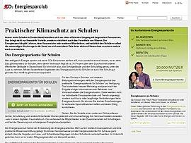 Klimaschutz in der Schule - Mit dem Energiesparkonto und kostenlosen Unterichtsmaterialien