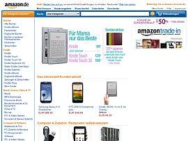 Amazon: Deutschlands größter Online-Buchhändler zahlt 5 bis 10 Prozent Provision