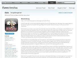 Preisvergleich kostenlos fürs iPhone - iGeiz downloaden und bewerten