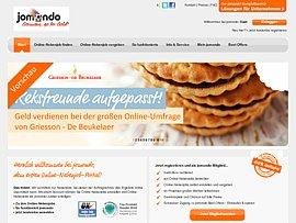 Jobbörse jomondo - Mit Online-Job Geld verdienen