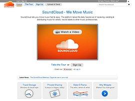 Musik hochladen, teilen und kommentieren