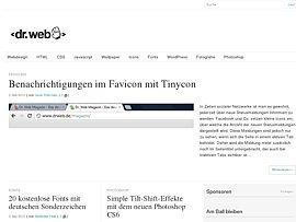 Gratis: Brandneues sonst 18,90 Euro teures Buch für Webmaster und Webdesigner