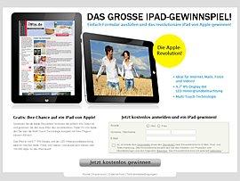 Apple-Revolution: Gewinne den neuen Tablet PC von Apple