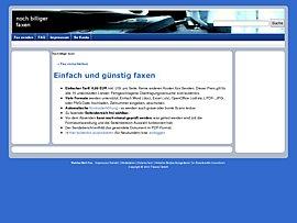 Noch billiger Faxen per Internet - Drei Faxe kostenlos