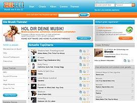 Musik suchen, aufnehmen lassen und kostenlos downloaden