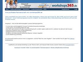 Mit Partnerprogramm für Online-Workshops Geld verdienen