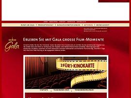 2-für-1-Kinokarte von Eduscho