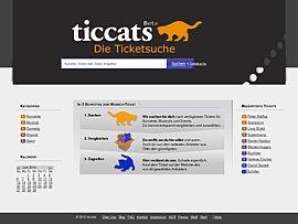 Tickets - Preisvergleich für Konzerte und Veranstaltungen