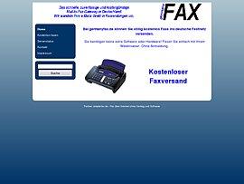 Die ganze Woche gratis -  Faxversand über germanyFAX.de