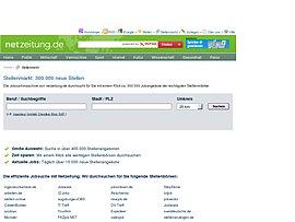 Arbeit: Auf Mausklick alle Stellenangebote der wichtigsten Stellenmärkte durchsuchen