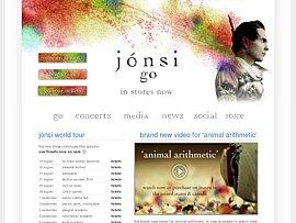 """Jónsi - Album """"Go"""" kostenlos streamen"""