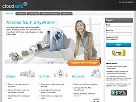 Daten sicher und zuverlässig online austauschen und lagern