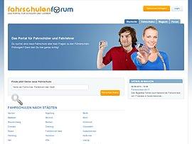 Fahrlehrer, Fahrschüler und Fahrschulen infomieren sich im Fahrschulen-Forum