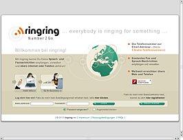 Sprach- und Faxnachrichten über kostenlose Festnetznummer empfangen und verwalten